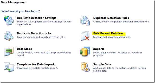 How to Bulk Delete Microsoft CRM Workflow Jobs - Microsoft